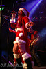 A Bootie Style Christmas 2009 Vol. ii : The Official SANTACON After Party, which meant A WHOLE LOTTA SAINT NICK in da house!